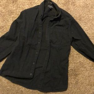 Eddie Bauer men's small long sleeve flannel feel